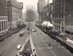90 years of the macy s thanksgiving day parade in photographs
