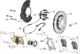 jeep jk suspension diagram jeep wrangler jk front brake parts jeep pinterest jeep