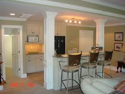 basement kitchen designs home design man cave ideas small finished inspiring basement