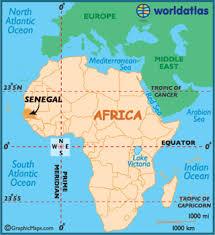 africa map senegal senegal map geography of senegal map of senegal worldatlas
