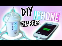 diy phone charger diy room decorations tumblr iphone charger youtube