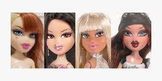 price pay humongous bratz doll lips temporary