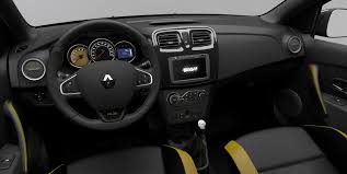 renault sandero interior renault reveals sandero rs grand prix and duster extreme concepts