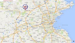 Eastern Massachusetts Map by Directions To Devens Mass Bay Youth Lacrosse League