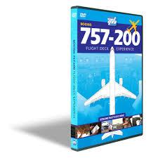 itvv boeing 757 200 airtours international dvd