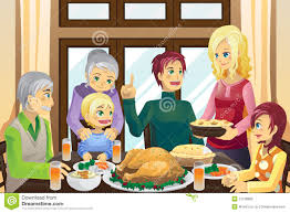 family traditions for thanksgiving thanksgiving family dinner royalty free stock photo image 21138805