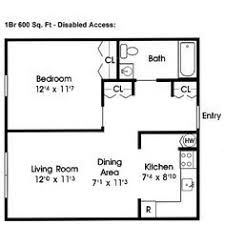 small house floor plan peaceful ideas 7 400 500 sq ft house plans the floor plan of our