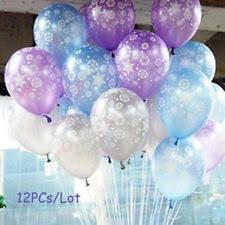 snowflake balloons snowflake party ebay
