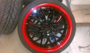 Rubber Spray Paint For Wheels Rimspec Wheel Repair U0026 Rim Repair Specialist Bent Damaged