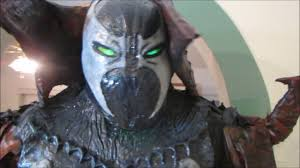 Spawn Costume Spawn Replica Movie Costume Review Youtube