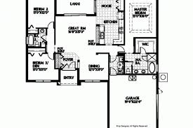 house plans one level inspiring house plans one level contemporary best inspiration