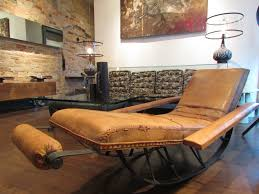 inspired rocking recliner in living room industrial with sofa with