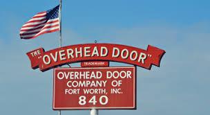 Overhead Door Fort Worth About Overhead Door Company Of Fort Worth