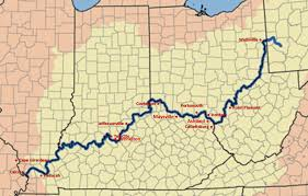 Ohio Map With Cities by Our National Calamity U0027 The Great Easter 1913 Flood June 2014