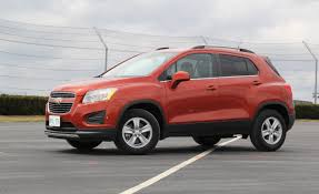 first chevy 2015 chevrolet trax first drive u2013 review u2013 car and driver