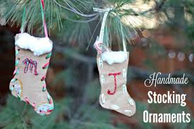 craft paper bag ornament edventures with