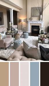 living room paint colors that go with chocolate brown living room