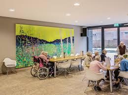 nursing home interior design willibrord nursing home interior atelier pro