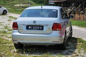 volkswagen sedan malaysia volkswagen vento highline test drive review autoworld com my