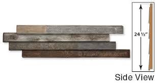 shiplap board paneling elegance of real reclaimed wood