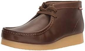 clarks womens boots australia amazon com clarks s stinson hi chukka boot chukka