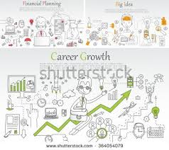 design management careers doodle line design web banner templates stock photo photo vector
