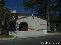 Ventura County Map Ventura County Ghosts Weird California