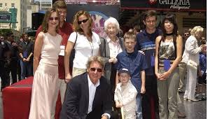 ford family harrison ford family children successstory