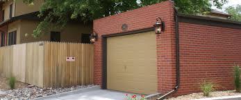 Two Door Garage by Garage Door Specialty Contractor