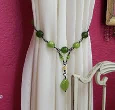 Curtain Holdback Ideas The 25 Best Green Curtain Holdbacks And Tiebacks Ideas On