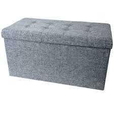 cube stool sitting folding collapsible seating bench seat chest