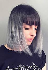 black women short grey hair idea short bob hairstyles for black women 2017