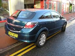 vauxhall astra 2007 vauxhall astra 1 8 design 16v e4 3dr manual for sale in ellesmere