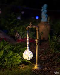 diy waterdrop solar lights easy budget friendly and one of a