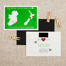 Destination Wedding Save The Date Two Countries Destination Wedding Save The Date Be My Guest