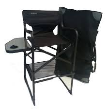Folding Directors Chair With Side Table Decorating Directors Chair With Side Table Fold Deluxe