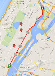 Astoria Usa Map by Great Runs In New York City Manhattan U2013 Great Runs U2013 Medium