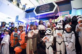 what to get a star wars fan singapore s largest star wars fan gathering in character the