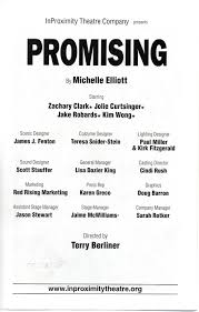 Casting Assistant Theatre U0027s Leiter Side 103 Review Promising Seen November 17 2015