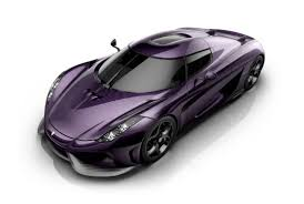 Koenigsegg Commemorates Prince With A Pair Of Purple Supercars