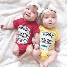 Ketchup Halloween Costume Twins Halloween Costume Ketchup Mustard Twins