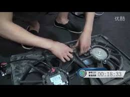 2007 jetta 2 5 radiator fan how to replace cooler fan on volkswagen passat youtube