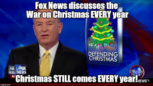 War On Christmas Meme - christmas is still coming imgflip