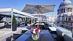 penthouses for party hire in london