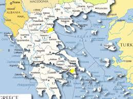 Sparta Greece Map by Greece By Chad Polz