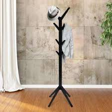 freestanding coat racks entryway furniture the home depot