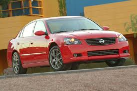 red nissan altima 2006 nissan altima se r review top speed