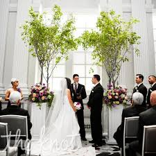 wedding vow backdrop wedding alter backdrops indoor tree altar bringing in the