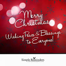 christms xms wishing everyone a merry message wishes
