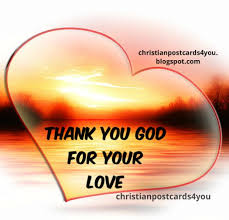 thank you god for your christian free card christian cards